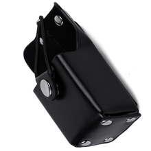 New Radio Leather Case/ Holder for Motorola GP344/338 GL2000 ETC GP-328 Plus for BAOFENG BF-666S 777S 888S UV5R