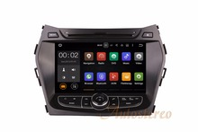 Android 5.1 7.1 Car CD DVD Player AutoStereo Unit GPS Navigation For Hyundai IX45 Santa Fe 2012+ Multimedia Stereo Auto Headunit(China)