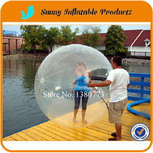 Top Quality ,Water Walking Ball,Zorbing Water Ball,Giant Water Ball,Zorb Ball Ballon, Inflatable Human Hamster  Water Football,