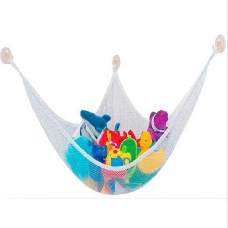 New Kids Toy Soft Teddy Storage Hammock Mesh Baby Bedroom Tidy Nursery Net