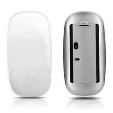 Wireless Bluetooth Mouse Laptop Computer Touch Stripe Novelty Creative Universal Mini Optical 2.4G Wireless Touch Mouse(China)