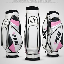 brand PGM, women Complete Golf Set Bag Golf Caddy Bag, golf cart bag staff golf bags. water-proof. Super Anti-Friction PU