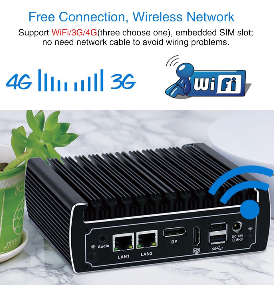 dual ethernet mini pc 16