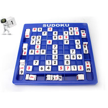 Sudoku Cube Number Game Math Toys Jigsaw Table Game Educational for Kids Adult