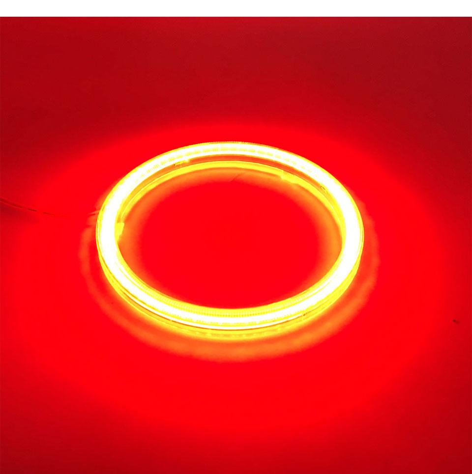 ANGEL EYE COB LED LIGHT ROUND LIGHT BULB FOR CAR LIGHTING (8)