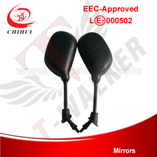 EEC Scooter Mirrors M6 Mirrors for Electric Scooter, Gas Scooter and ATVs (Scooter Spare Parts)