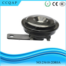 2 Pcs High Low 25610 2DR0A Car Speaker 256102DR0A Automobile Great Performance Black Auto Horn For Bulebird 25610-2DR0A