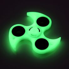 In The Dark Unisex Kids Toy Hand Spinner Anti Stress Finger Mini Gyro Toys High Quality Bearing Glowing A