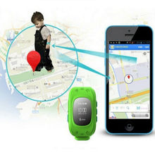 Christmas gift mobile watch phone gps watch kids smart watch gps child locator