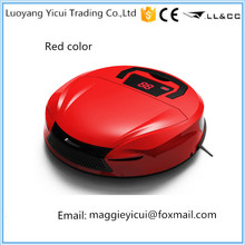 Free shipping Mini Smart Robotic House Vacuum Cleaner