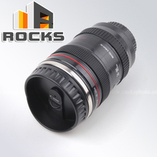 24mm-105mm 1:1 Replica Mug Coffee Lens Thermos Drinking Cup For C.anon Style f/4L USM lens