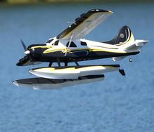 FMS DHC-2 Beaver 2000m PNP and KIT,DHC2 RC model,radio control model