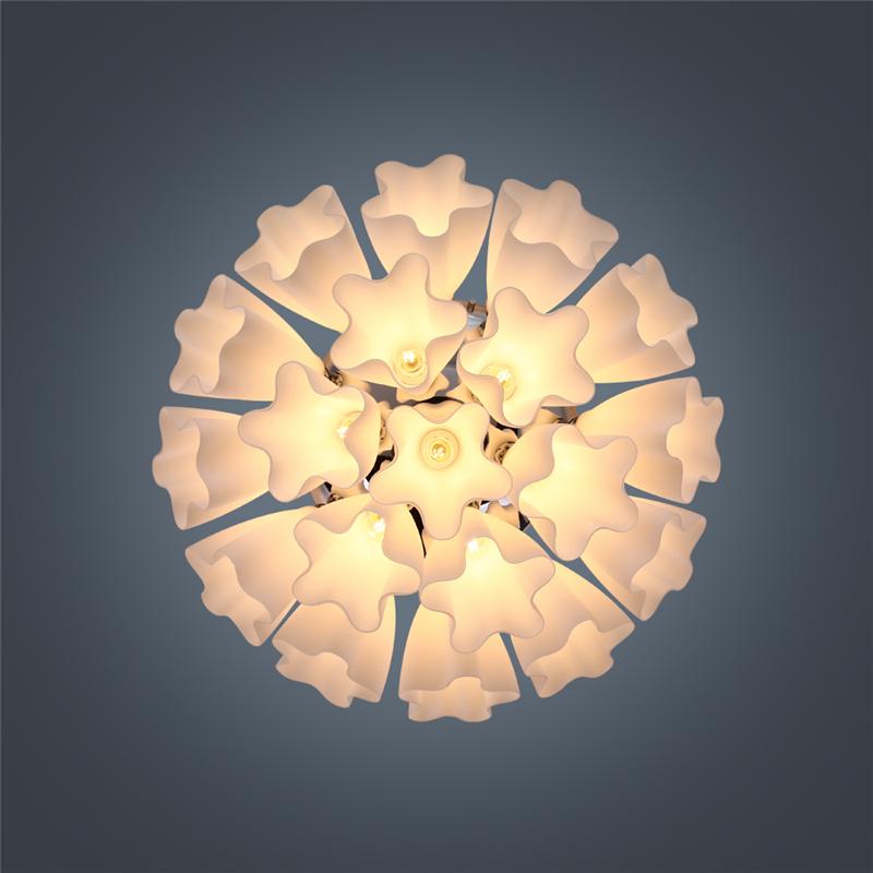 Flower Modern Ceiling Light (3)
