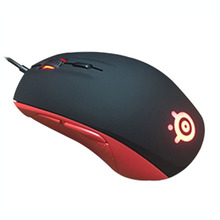100% Original NEW SteelSeries Rival 100 Gaming Mouse Mice USB Wired Optical 4000DP With original box