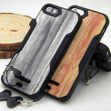1pc case for iphone 5 5S SE 4 4S with stand wood pattern TPU soft new design cover cases