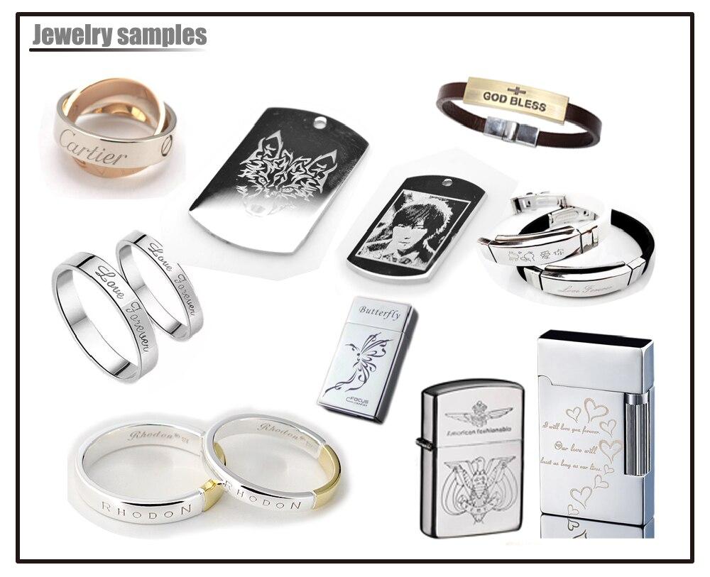 ART Jewelry CNC engraving machine 5