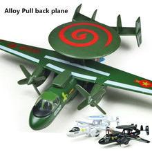 Big sale, alloy Full back Airplane model toy, Diecasts Airplanes toys, free shipping