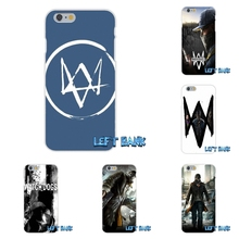 For Huawei G7 G8 P8 P9 Lite Honor 5X 5C 6X Mate 7 8 9 Y3 Y5 Y6 II Enjoy Watch Dogs Game Cheap Silicon Soft Phone Case Cover