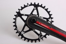 Specialized S-Works Direct Mount BB30 Single Chainring Narrow Wide Circle 34T 36T 38T