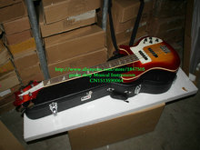 New Arrival Cherry Burst 4 Strings Electric Bass OEM From China High Quality Cheap