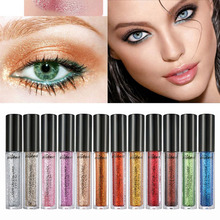 Buy 12 Colors Glitter Eyeshadow Powder Diamond Lipgloss Makeup Pigment Shiny Eye Liner Makeup Women Eye Cosmetic for $2.06 in AliExpress store