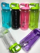 Multicolor Herbalife 1000ML & 2000ML/64oz Shake Sports Water Bottles Tritan Herbalife Nutrition BPA-FREE(China)