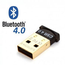 2015 New High Speed 3Mbps Mini USB CSR4.0 Bluetooth v4.0 Dongle Dual Wireless Adapter for PC Tablet Phone Bluetooth Earphone