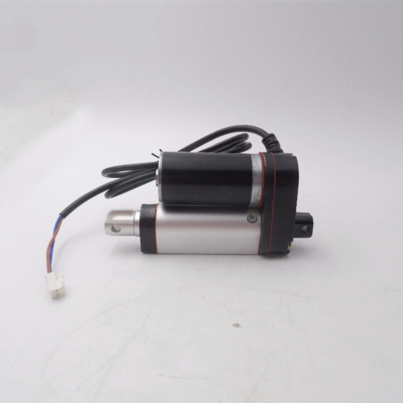 12V DC Heavy Duty Electric Linear Actuator Motor 1 inch Stroke 88LBS  TV Lifter<br>