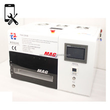 KO MAG 12'' LCD and Glass Assembly Machine for Mobile Phone Repair with Emergency Button(China)