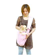 Outdoor Sling Carrier Pouch Travel Bag Tote Handbag Luggage Bag Doggy Cat Pet