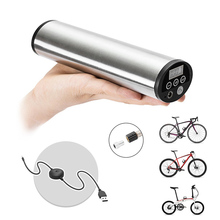 150PSI Rechargeable Electric Bike Pump Bicycle Tire Tyre Pump Air Inflator for Cycling Car Balls Auto Air Compressor Bicicleta