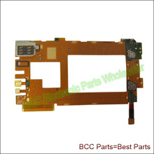 For Nokia lumia 920 Mainboard Flex  Ribbon Cable with front small camera microphone sim card reader 100% Original
