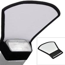 High quality Softbox Flash Diffuser Reflector for most kinds of SLR camera Speedlite Photography Studio Accessories(China)