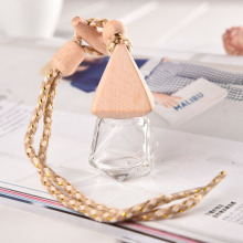 Car Pendant Car hanging Perfume bottle Car perfume empty bottle Car Pendant The girl perfume bottle