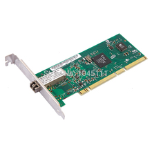 DIEWU 82545MF PCI-X Gigabit Fiber Network Adapter Card NIC w/ intel82545 GM/EM PWLA8490MF Single-port Multi-mode Fiber Module