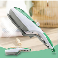220V EuHot Sale! Garment Steamer Portable Handheld Clothes Steam Iron Machine Steam Brush Mini Household Lowest Factory Price(China)