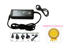 UpBright NEW 12V 5A 60W Global AC / DC Adapter For Haier TV-1900-40 LCD TV 12VDC 12 Volts 5 Amps 60 Watts Power Supply Charger