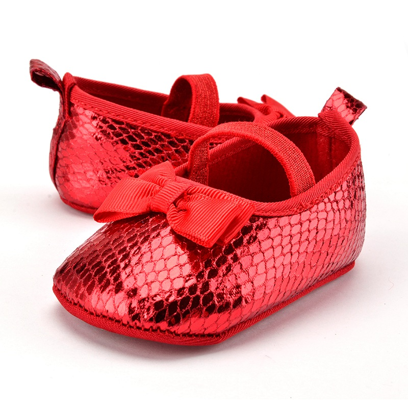 Flower Spring / Autumn Infant Baby Shoes Moccasins Newborn Girls Booties for Newborn 3 Color Available 0-18 Months 35