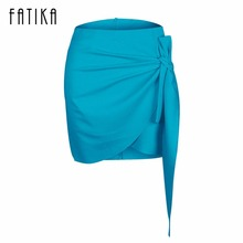 Buy FATIKA 2017 Fashion Women Mini Skirt Ladies Solid High Waist A-Line Skirts Sexy Lace Skirts Women for $8.92 in AliExpress store