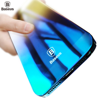 Baseus Luxury Case For iPhone 5s Ultra Thin Gradient Color Hard PC Cover Case For iPhone 5 5s SE Coque Fundas