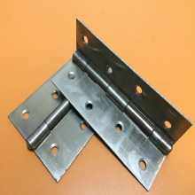 5 inch Iron hinge ordinary symmetrical wooden Door Hinge 125mm Long 2mm thick x3(China)
