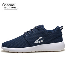 Camel Active Hot Sale New Lightweight Breathable Mesh Mens Casual Shoes Adult Casuals Shoe Men's Shoes Promotional Discounts(China)