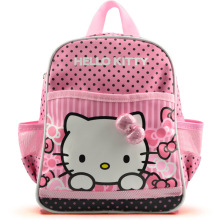 Cute Hello Kitty Backpack Girl Bag Student School Bags lovely Primany SchoolBag for children kids backpacks