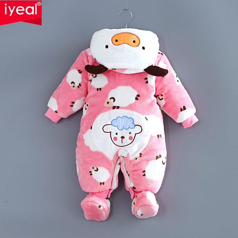 New Autumn Winter Baby Romper Infant One-Piece Romper Long Sleeve Jumpsuit Brand Baby Girl Boy New Born Baby Infant Clothes<br><br>Aliexpress