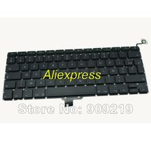 "NEW 13"" FR French France Keyboard For Macbook pro Unibody A1278 MB990 MC700 MC374"