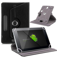 "Universal 10"" 10.1"" 10.2""  Inch Tablet Case Rotate Leather Stand Case Cover For Android 10"" Tablet PC PAD MID"