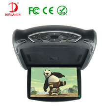 "13"" Overhead Roof Mount Monitor Car DVD Player with remote control / optional color"