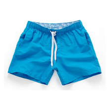 Quick-drying Boardshort summer Beach Shorts men Candy colors casual shorts Bermuda Masculina Asia size S-XXL(China)