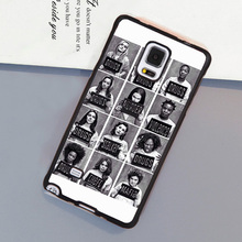 Orange Is The New Black Printed Soft TPU Phone Cases OEM For Samsung S3 S4 S5 S6 S7 edge plus Note 2 Note 3 Note 4 Note 5 Cover