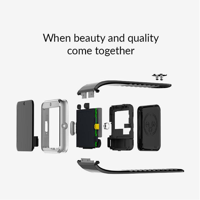 Original Smart Watch GT08 Clock Sim Card Push Message Bluetooth Connectivity For Android IOS apple Phone PK Q18 DZ09 Smartwatch (12)